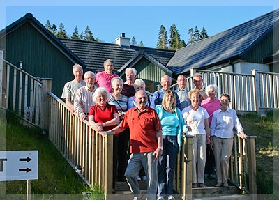 Group Accommodation Loch Ness